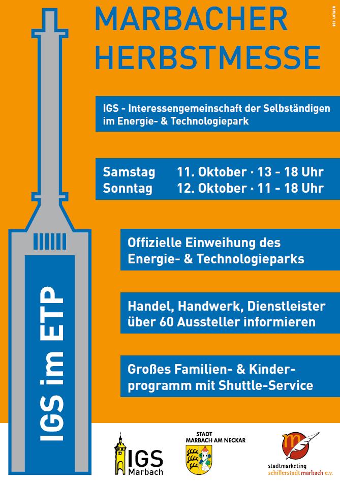 Marbacher Herbstmesse